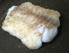 鱈の明太マヨチーズ 調理①