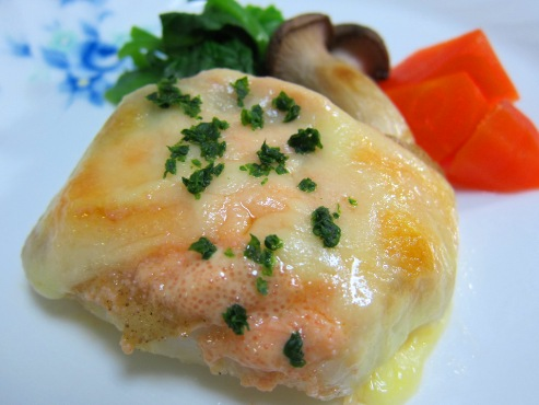 鱈の明太マヨチーズ(B)