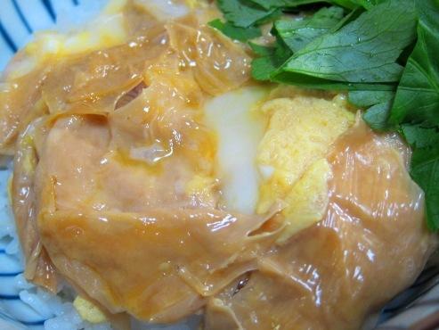 湯葉丼(B)
