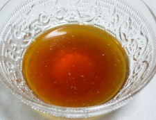 ニラと卵炒め 味付け調味料