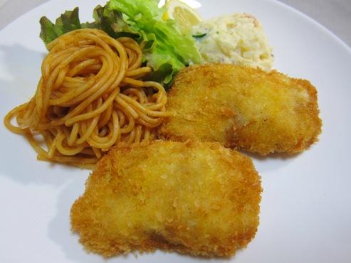 白身魚フライ(B)