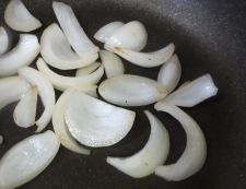 豚ロース肉黒胡椒炒め 調理②