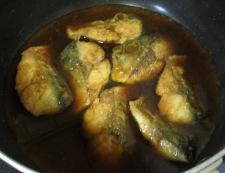 サバのカレー煮 調理④