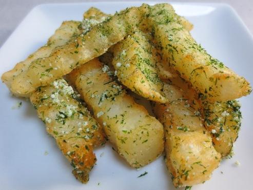 青海苔チーズポテト