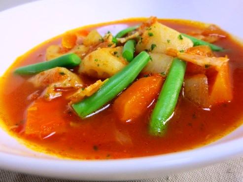 トマトスープB