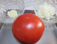 トマトソースハンバーグ ソース材料