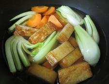 青梗菜調理①