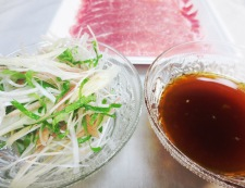 香草生姜焼き 材料