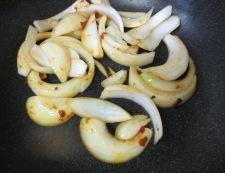 イカのピリ辛焼き 調理②