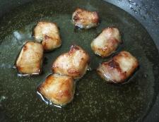 茄子の香味甘酢ソース 調理④