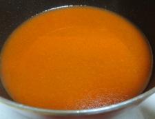 キムチつけ素麺 スープのベース
