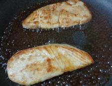 めかじきマスタード照り焼き 調理②