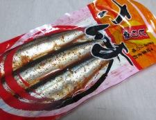 秋刀魚のピリ辛焼き 材料