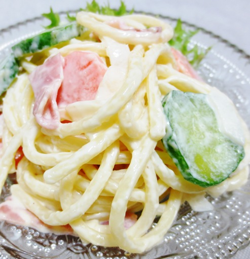 スパゲティサラダ 大