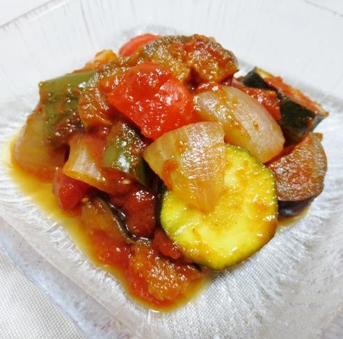 夏野菜ラタ 大