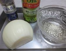 オニオン黒胡椒ソース ソース材料