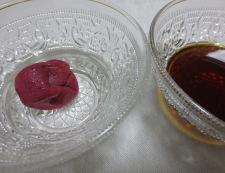 モロッコいんげん蜂蜜梅風味 材料②