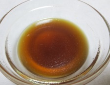 茄子とセロリ炒め 調味料