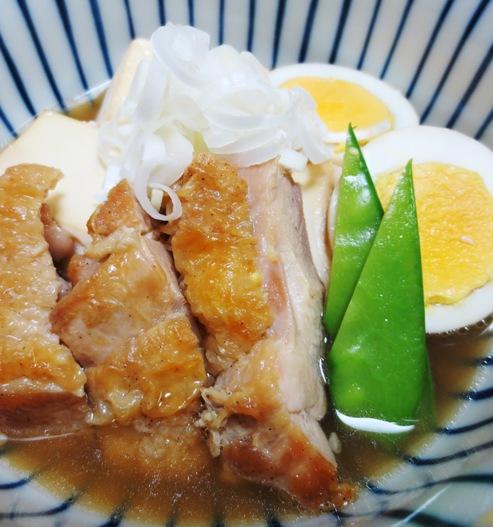 鶏豆腐 拡大