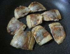 茄子とトマト南蛮漬け 調理②