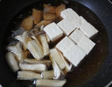 とろろ昆布豆腐 調理④