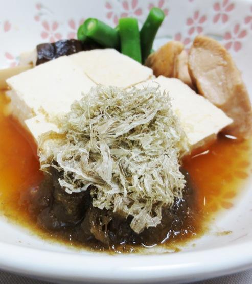 とろろ昆布豆腐 B