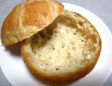 大きな豚肩ロース パンシチュー 材料パン②