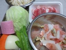 皿うどん 細麺 材料