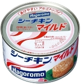 ツナ缶 写真