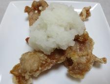 豚肉の唐揚げ 生姜あんかけ 調理④