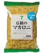 ハムマカロニサラダ 材料マカロニ6種