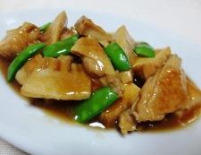 手羽中の中華風煮込み 調理⑥