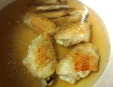 手羽先と白菜のスープ煮 調理②