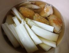 手羽先と白菜のスープ煮 調理③