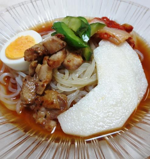 韓国冷麺 B