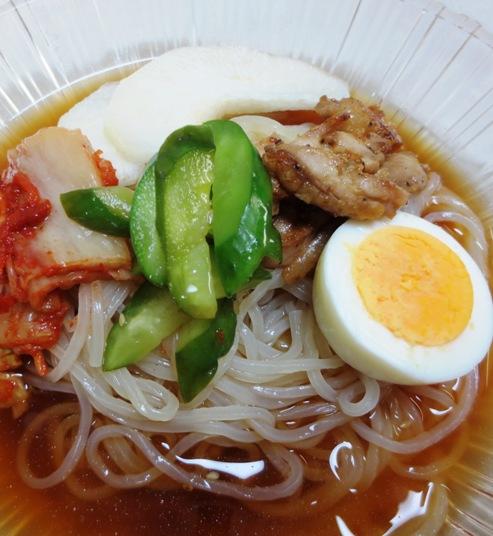 韓国冷麺 大