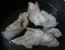 牛すじ豆腐 【下準備】