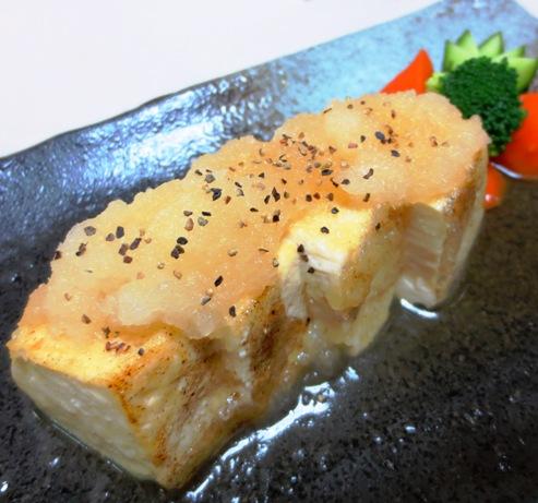 豆腐ステーキ B