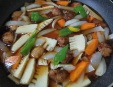 ご飯が進む酢豚 調理⑤