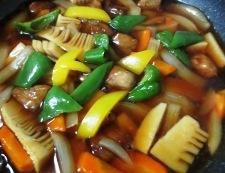 ご飯が進む酢豚 調理⑥