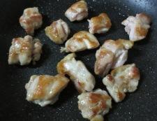 鶏肉と椎茸とろとろの煮込み 調理②