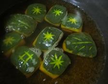 かぼちゃの炊いたく 調理