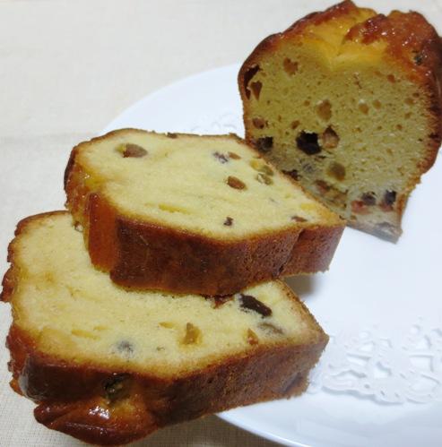 パウンドケーキ 大