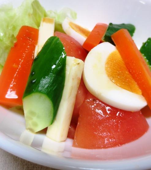 トマトとにんじんのサラダ 大
