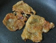 鶏皮きゅうり 調理①