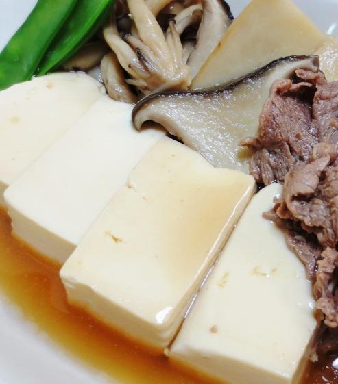 肉豆腐 大