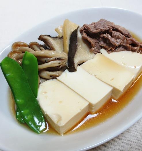 肉豆腐 B