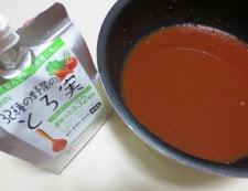 肉団子の甘酢とろ実 甘酢タレ