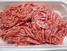 肉団子と白菜のうま煮 材料①