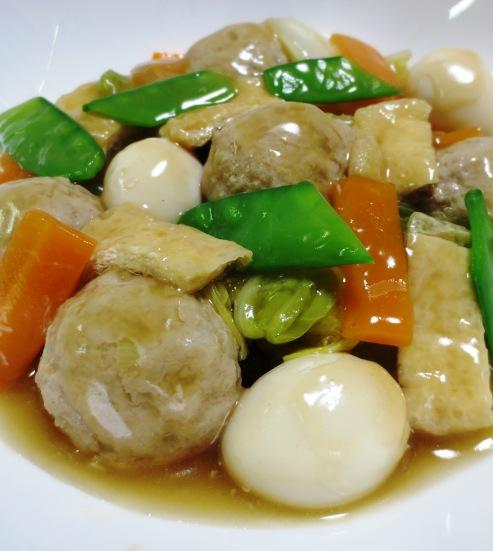 肉団子と白菜のうま煮 拡大